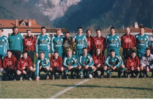 NK Tolmin Vega Olimpija 2007 2008